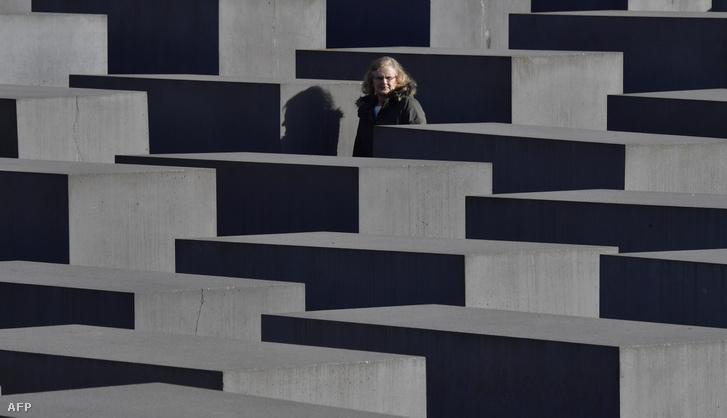 A berlini Holokauszt emlékmű