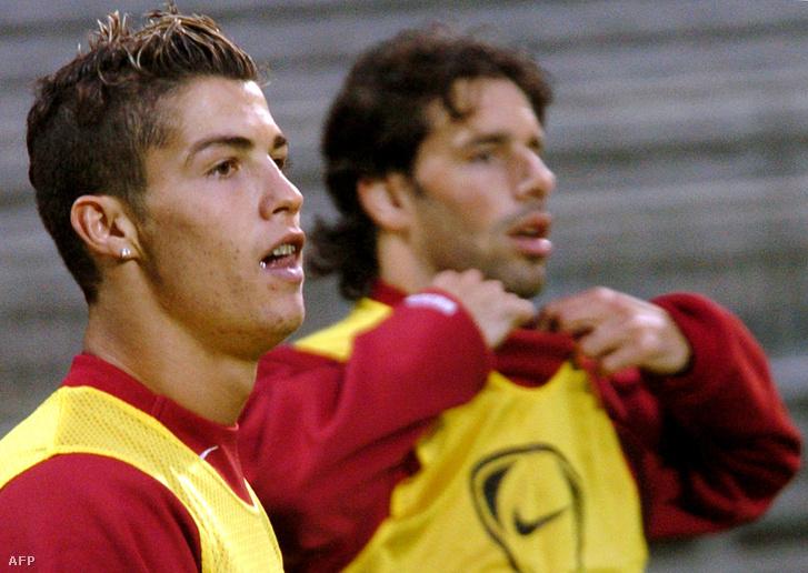 Ronaldo és Nistelrooy