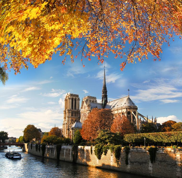 Ha ősz és szép helyek, Párizst nyilván nem hagyhatjuk ki