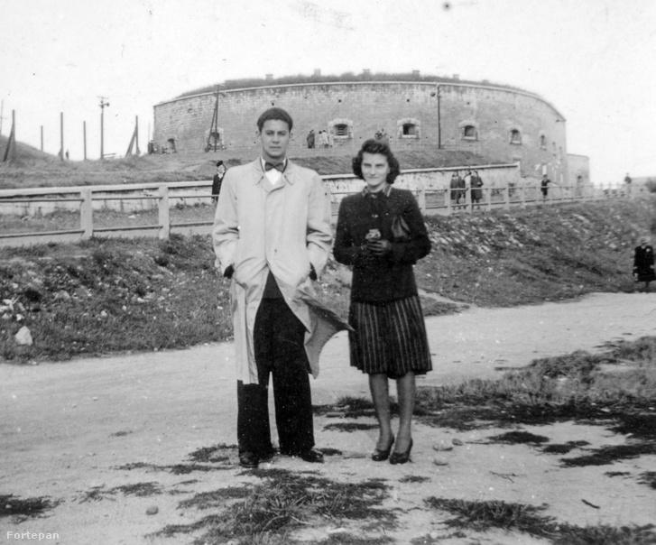 A Citadella erődjében 1940-ben több csehet is fogságban tartottak