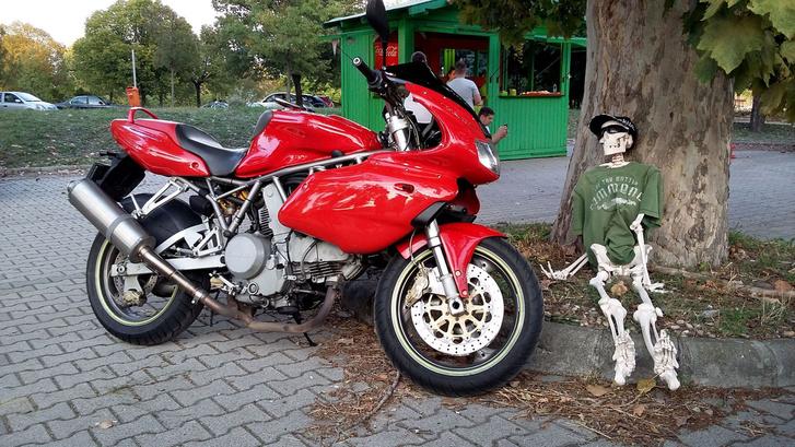Ducatim szorgosan gyűjti a piros pontokat