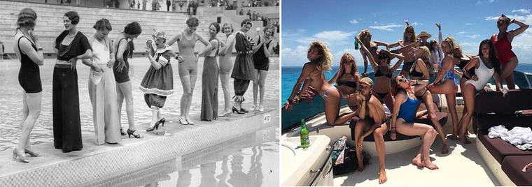 Sok-sok bikini.1930