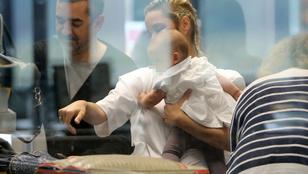 Marion Cotillard csak hat hónapig tudta eldugni a világ elől fél éves kislányát
