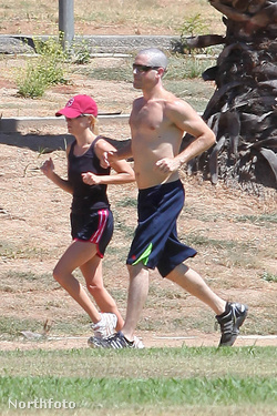 Reese Witherspoon és Jim Toth