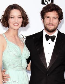 Guillaume Canet és Marion Cotillard 2009-ben Cannes filmfesztivál