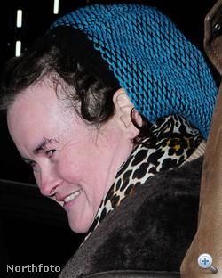 Susan Boyle december 8-án