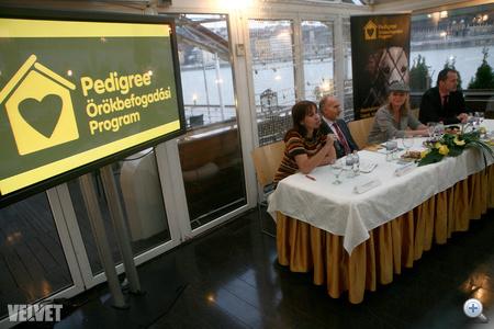 Közel 10 millió 200 ezer forint adomány gyűlt össze a Pedigree® Örökbefogadási Program során 2010-ben