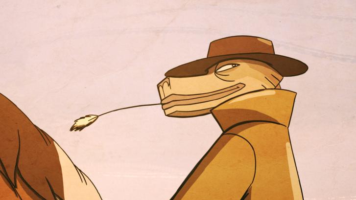 Kojot és a sápadtarcú