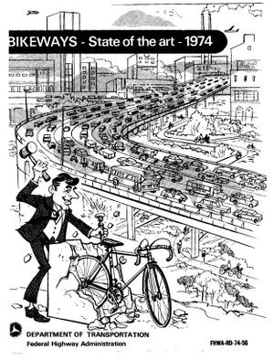 Bikeways StateOfTheArt1974-1