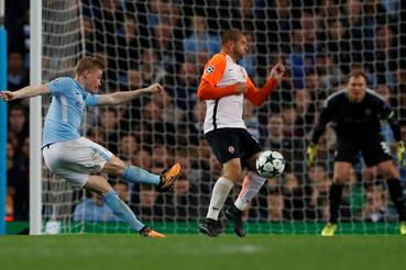 Manchester City - Sahtar Donyeck