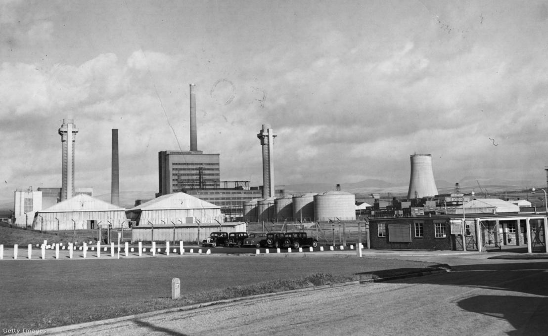A Windscale-erőmű