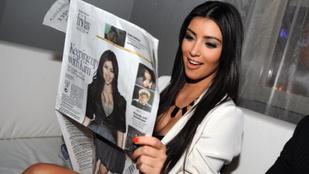 Kim Kardashian levelet kapott attól az embertől, aki kirabolta őt Párizsban