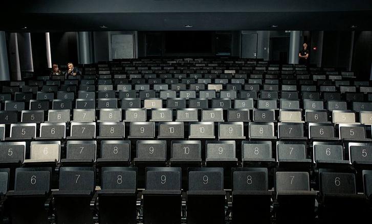 Az Örkény Színház új nézőtere