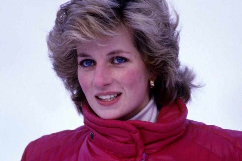 Így ünnepelte Diana az utolsó karácsonyát - Szívszorító fotón a szívek hercegnője