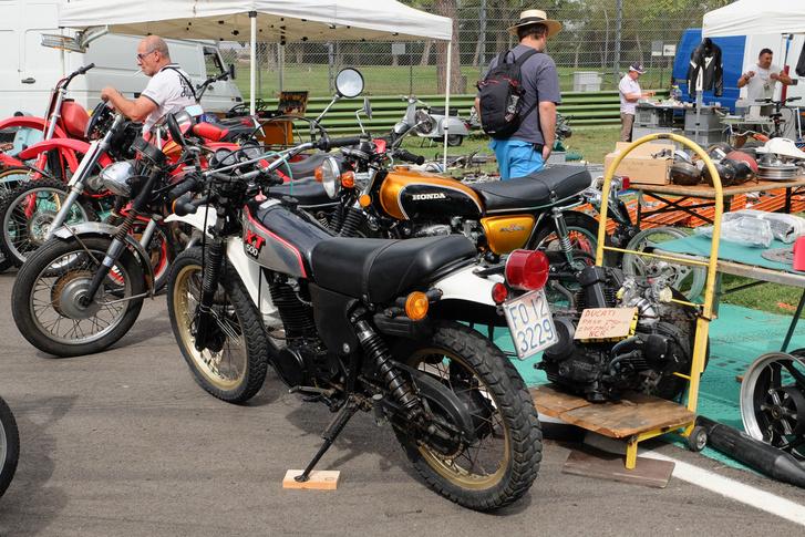Hamvas Yamaha XT500, ez is megér vagy 5-6000-et