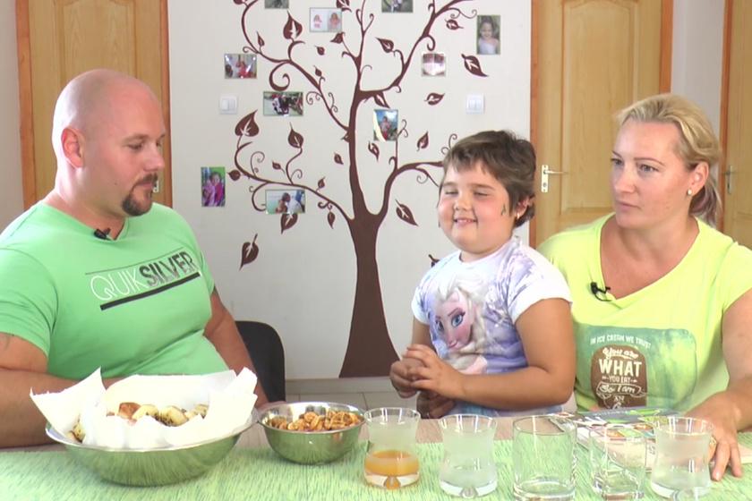 Aletta és szülei