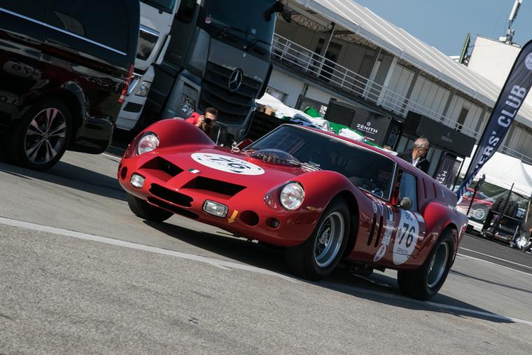 Jól nézzék meg: Ferrari 250 GT SWB Breadvan - ebből ez az egy készült csupán
