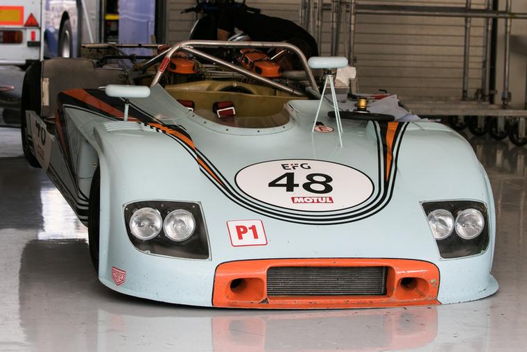Mennyire valószínűtlen, hogy találkozhatunk egy Porsche 908/3 Spyderrel?