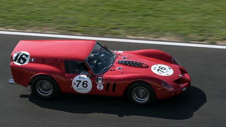 A Breadvan 14 nap alatt készült el a Ferrari 250 GT SWB alapjaira...