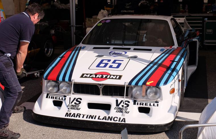Csak ezért az autóért sokan kijönnek majd: Lancia Beta Montecarlo