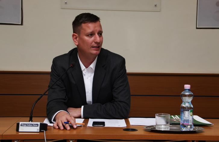 Varga Zoltán Péter