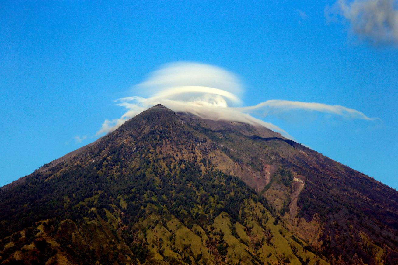 vulkan-agung