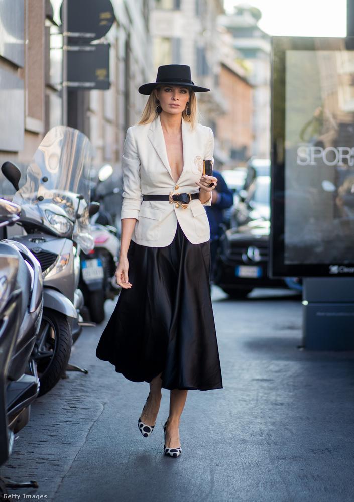 Örökzöld elegancia Milánóból.