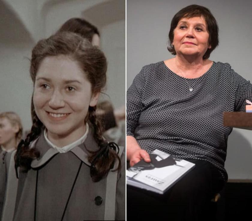 Zsurzs Éva rendező lánya, Zsurzs Kati játszotta el Kis Marit. A 62 éves színésznőt a színpadi szerepek mellett olyan magyar filmekben láthattuk, mint a Csinibaba, a Csak szex és más semmi, illetve a 2016-os Gondolj rám.