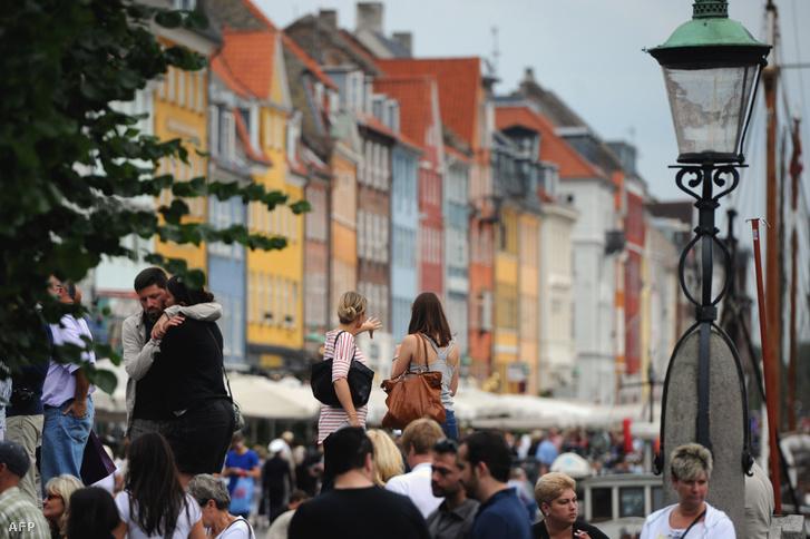 A dánok a boldogságkutatások élvonalában szerepelnek