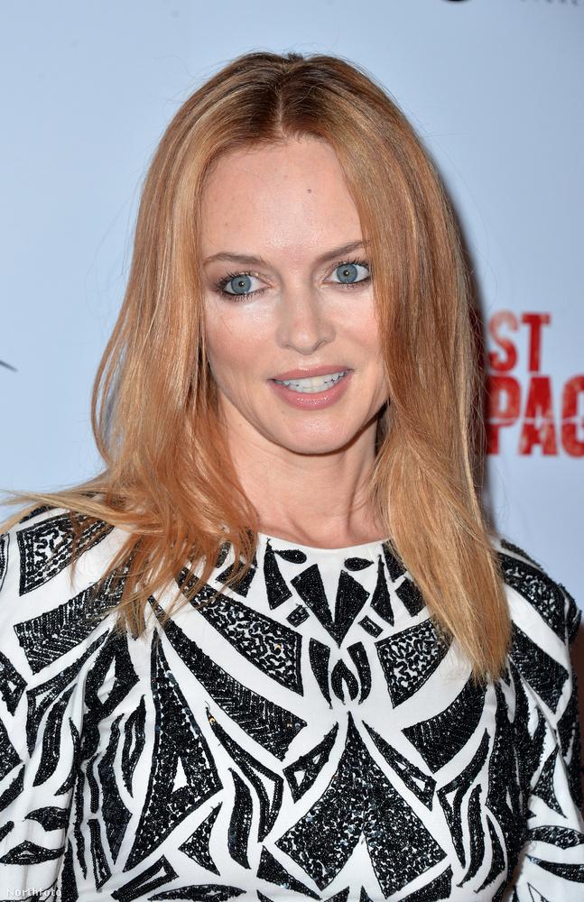 Igen, Heather Graham 47 éves és fantasztikusan jól néz ki, úgy látszik, jót tesz neki a jóga