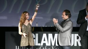 Glamour Women of the Year: Sarka Kata mellet villant, Tóth Gabi meghatódik