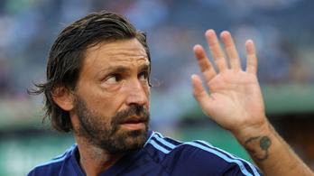 Andrea Pirlo az U23-as csapat edzőjeként tér vissza a Juventushoz
