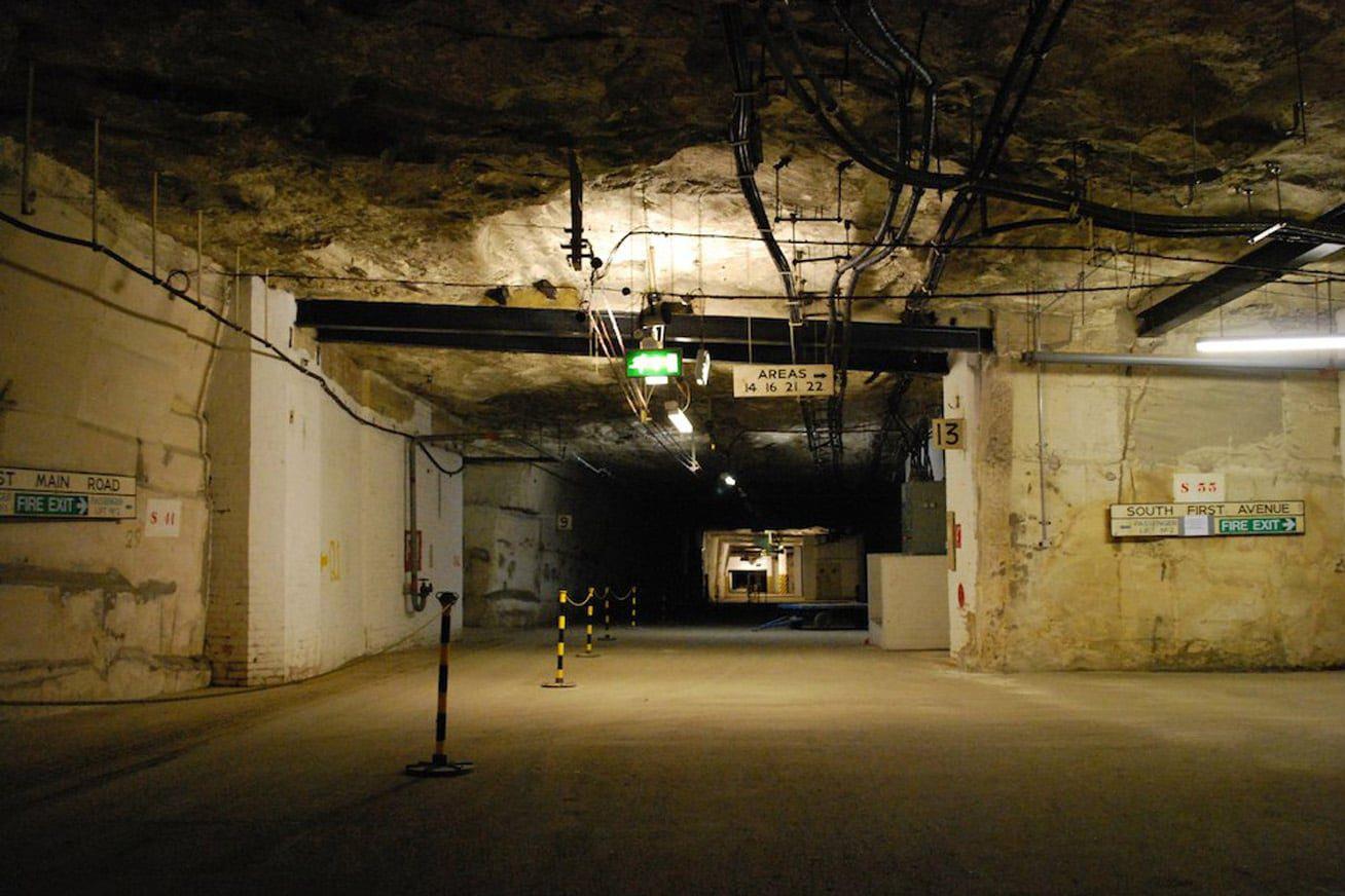 burlington bunker