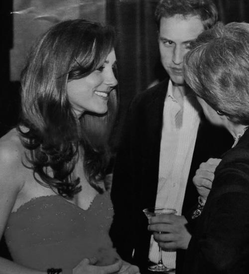Katalin és Lady Sarah első találkozása