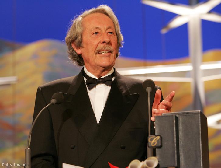 Elhunyt a francia film sztárja, Jean Rochefort | Magyar Nemzet