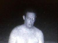 A biztonsági kamera képe