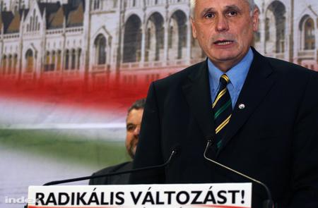 Balczó szerint a Jobbik nem rasszista, antiszemita párt