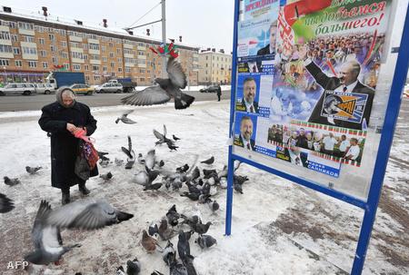 Választások Fehéroroszországban