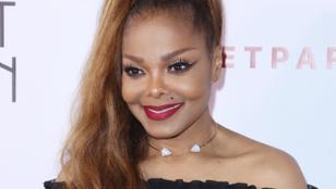 Valami nagyon nem stimmel Janet Jackson orrával