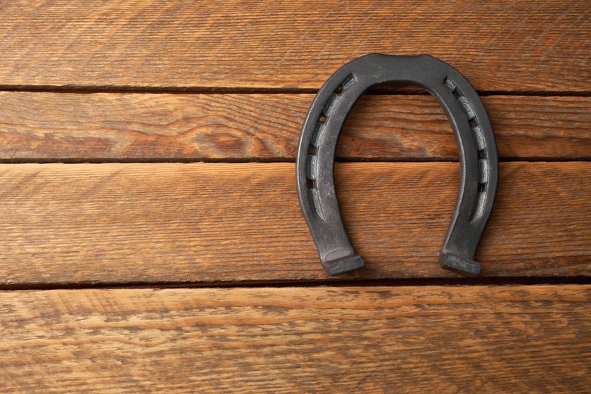 A patkó ősi szimbóluma a szerencsének. Ha a küszöbre vagy az ajtófélfára szögelik száraival felfelé, mintha azok szarvak lennének, védelmező erővel bír, holdsarlóhoz hasonló formája pedig termékenységet hoz a hiedelem szerint. Rusztikus kiegészítője lehet a lakásnak.
