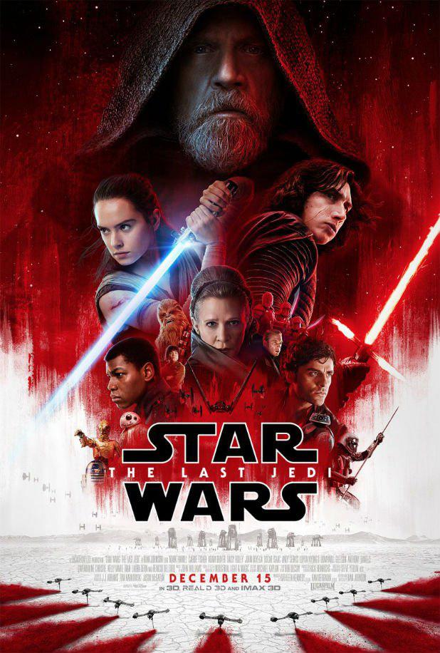 A trailer előtt pár órával mutatták meg a film új poszterét is