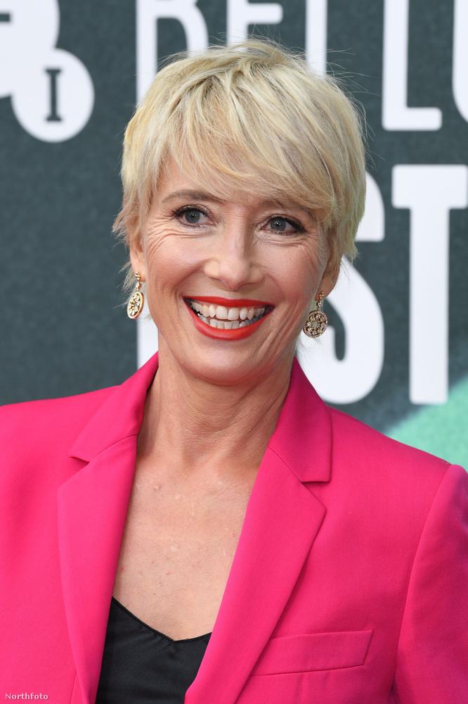 Az 58 éves színésznőnek idén három filmjét mutatták be, legközelebb jövőre lesz premierje: a BBC-nek adaptálják a Lear Királyt