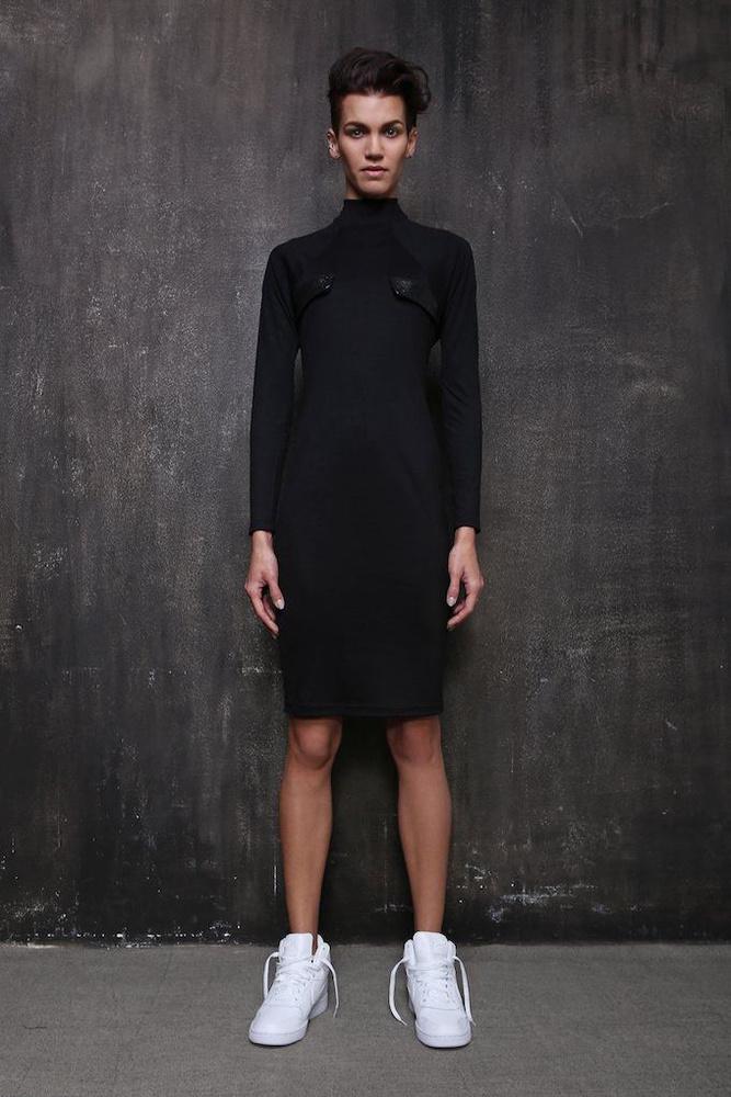 Kis fekete ruha a Cukovytól.
