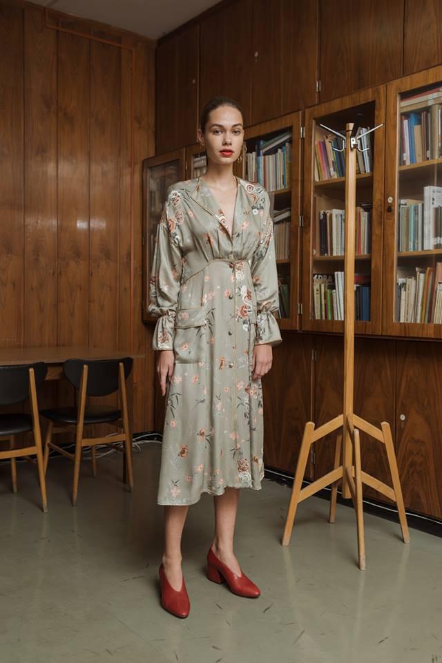 Egyik kedvenc hazai márkánk, a Daige új kollekcióját a tervező, Tóth Melinda nagymamája ihlette.