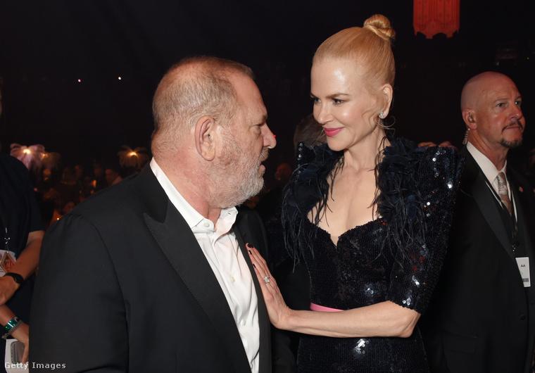Harvey Weinstein egy darabig reménykedett abban, hogy az egész botrányt megússza egy hosszabb szabadsággal, és valamennyi terápiával, illetve peren kívüli megegyezésekkel
