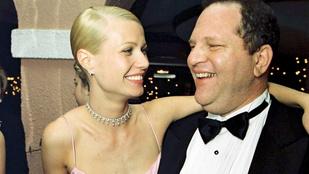 Itt tart most a Weinstein-botrány