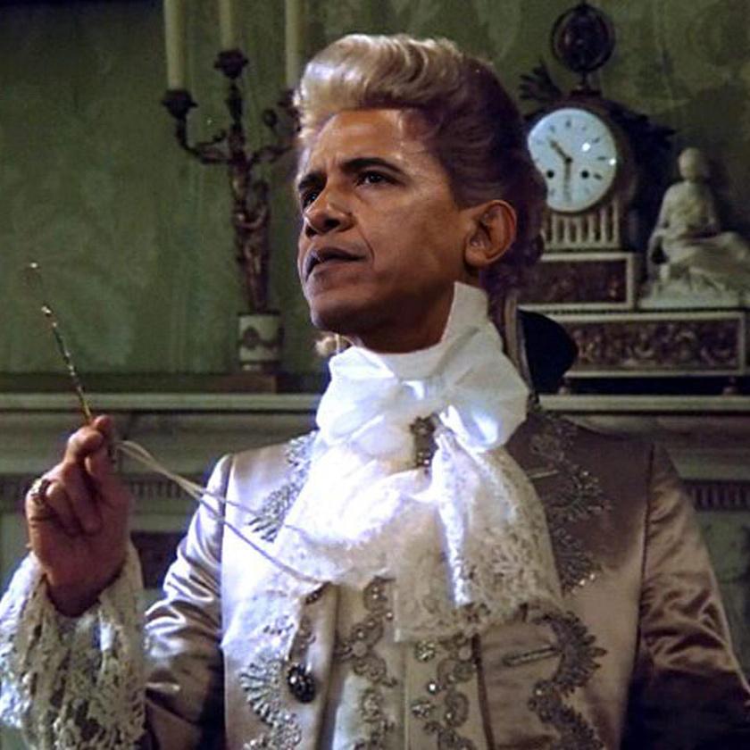 Egy twitterező Barack Obama helyett Barokk Obamát írt a keresőbe. Ezt a találatot kapta.