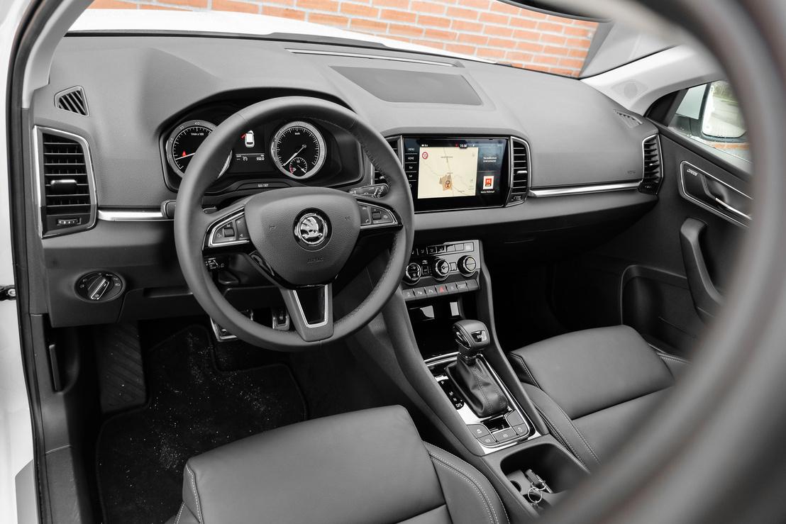 Érezni, hogy VW-termék, de azért nagyon nem az a szint