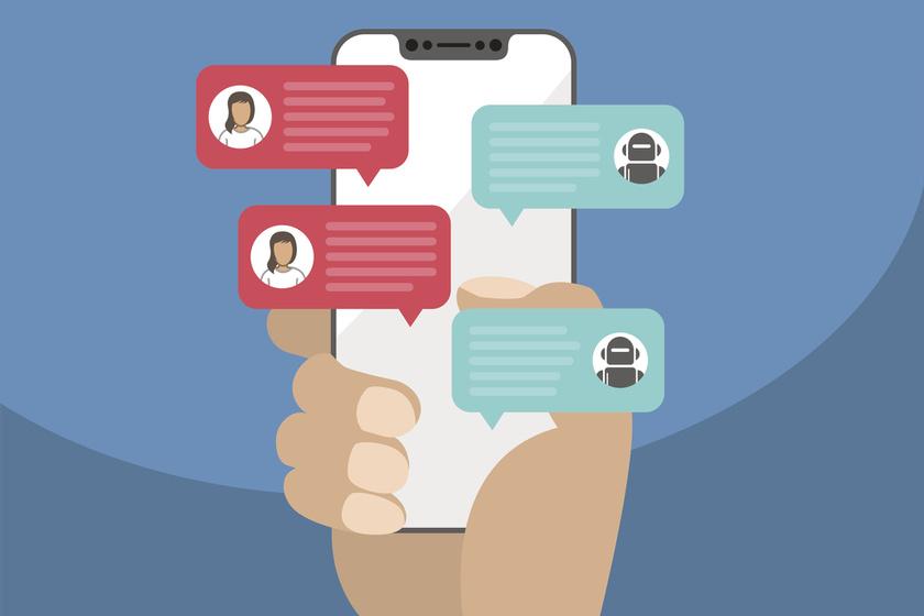robot-beszelgetes-chat-viber-alkalmazas