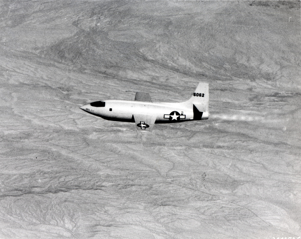 A rakétahajtás okozta rendkívüli terhelésekre készülve az X-1 építői olyan géptörzset alkottak, ami akár 18 g-s terhelést is kibírt - ezzel a korszak legstrapabíróbb repülőgépét vezethette Yeager.